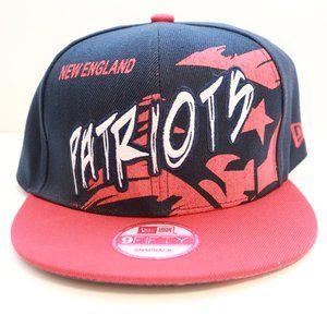 New England Patriots NFL Football New Era Hat
